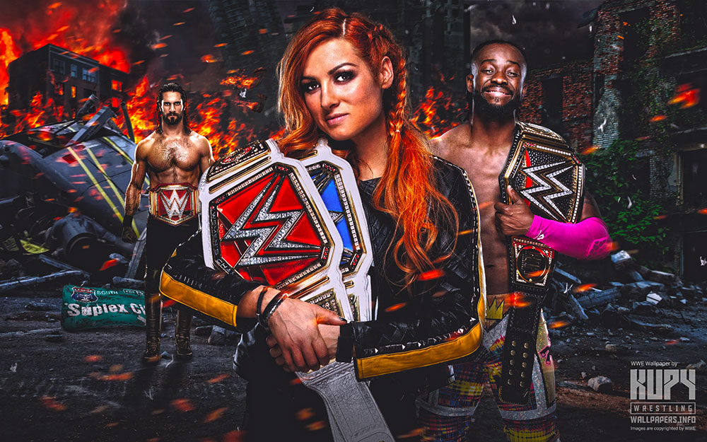 Kupy Wrestling Wallpapers The latest source for your WWE 1000x625