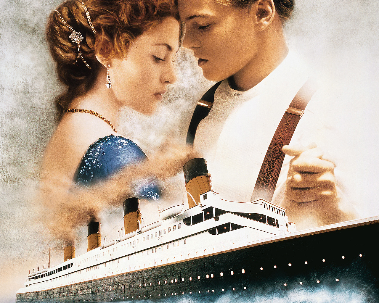 Kate Winslet In Titanic Movie Wallpapers, Pictures ...