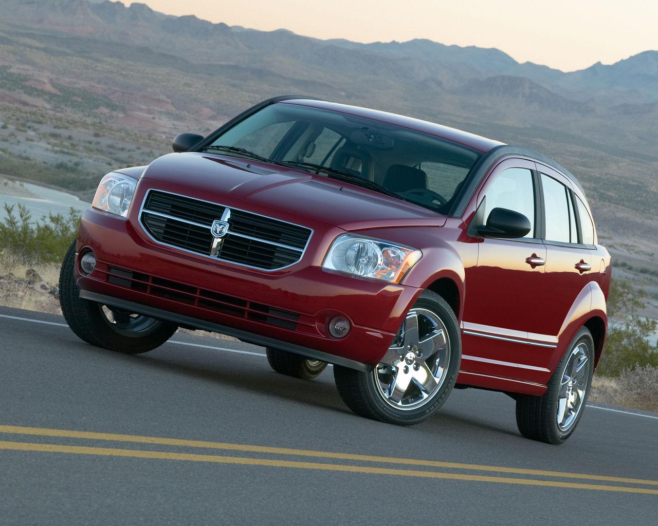 Dodge Caliber SE SXT RT SRT4   1280x1024 Wallpaper 1280x1024