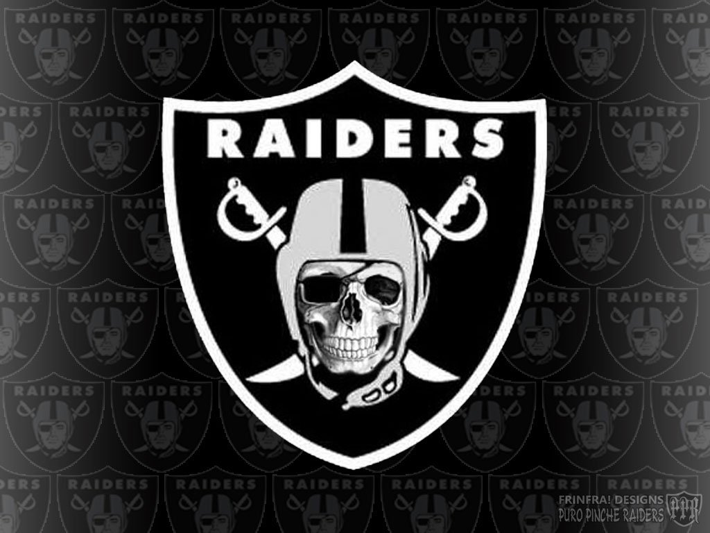 Oakland Raiders wallpaper 1024x768