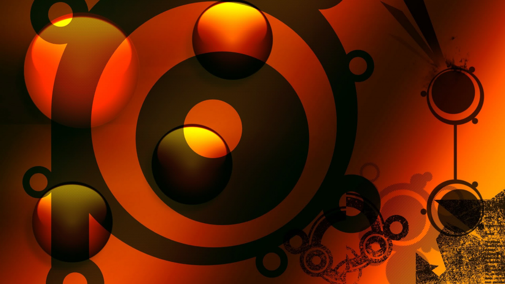 HD Vector Wallpapers 1920x1080