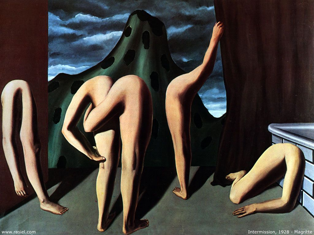 Surrealist Paintings Rene Magritte Paintings 1024x768 NO 1024x768