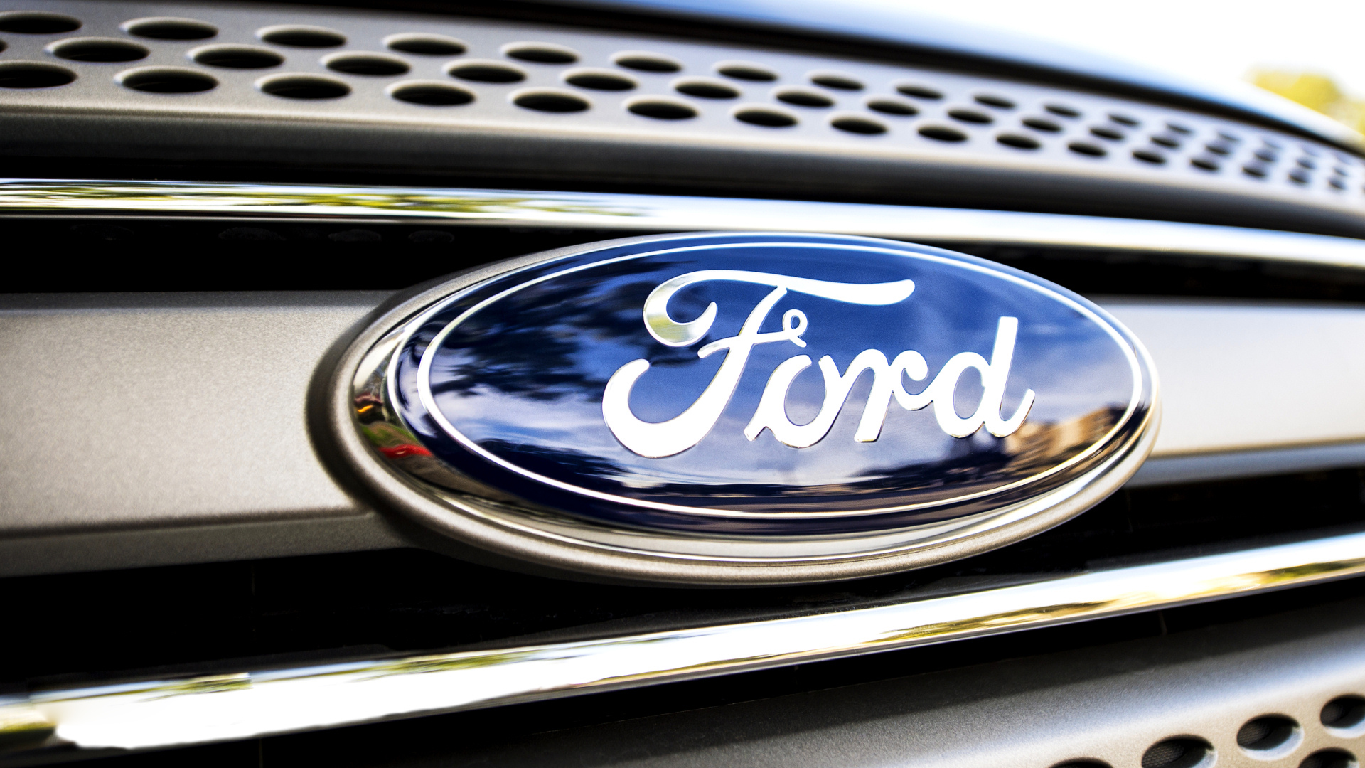 Ford Logo Wallpapers 1920x1080