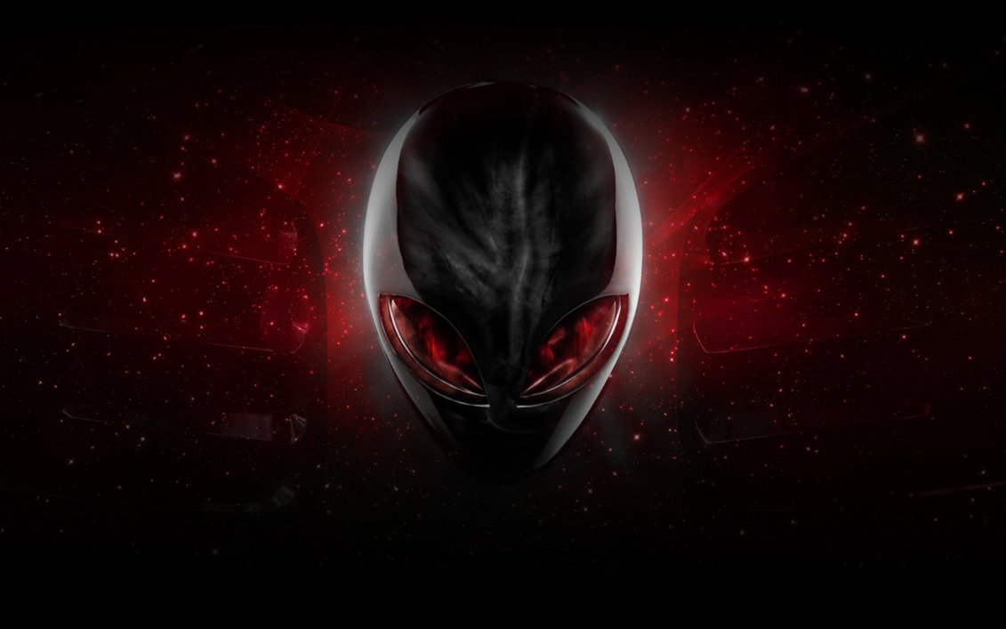 Alienware Red Wallpaper by ExileStyle90 Laptop Wallpapers on this Cool 1131x707
