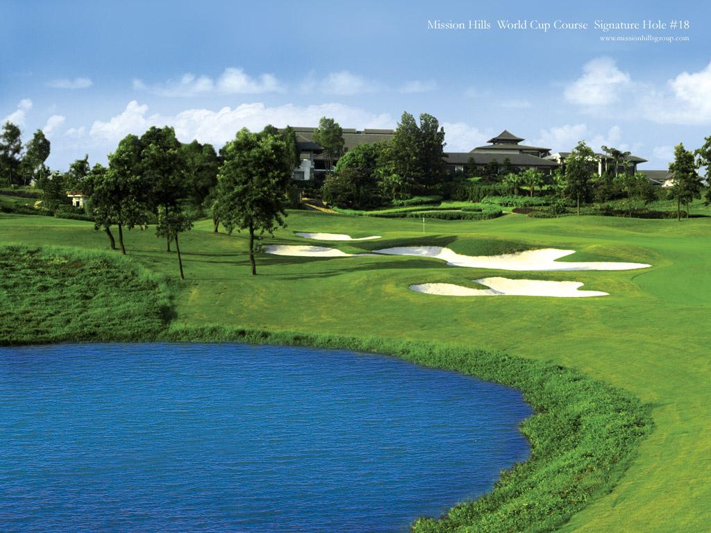 Golf Wallpaper Course Normal 1024x768 pixel Popular HD Wallpaper 1024x768
