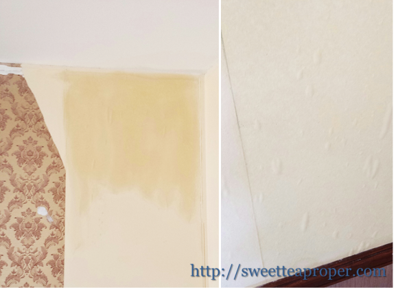 How to Remove Wallpaper Easy Sweet Tea Proper 580x426