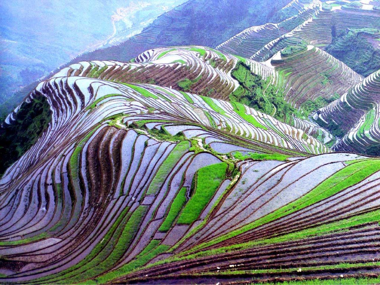 World Beautiful Places Wallpapers Wallpapersafari
