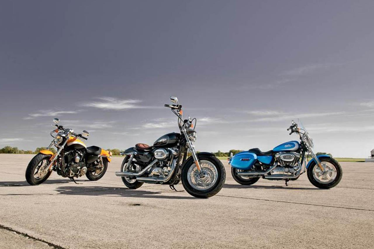 Harley Davidson Sportster Wallpapers 1280x854