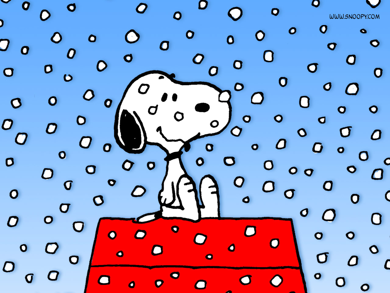 Snoopy Christmas   Peanuts Wallpaper 452772 1280x960