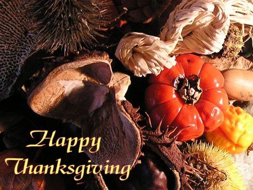 Thanksgiving wallpaper 520x390