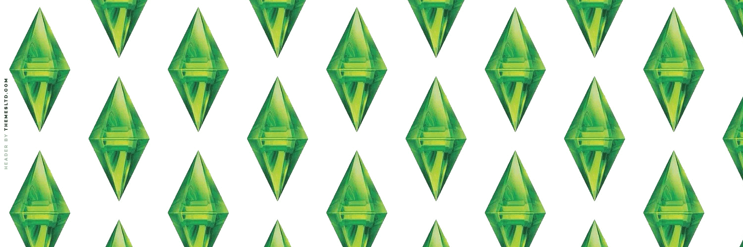 Plumbob Background 103 images in Collection Page 1 1500x500