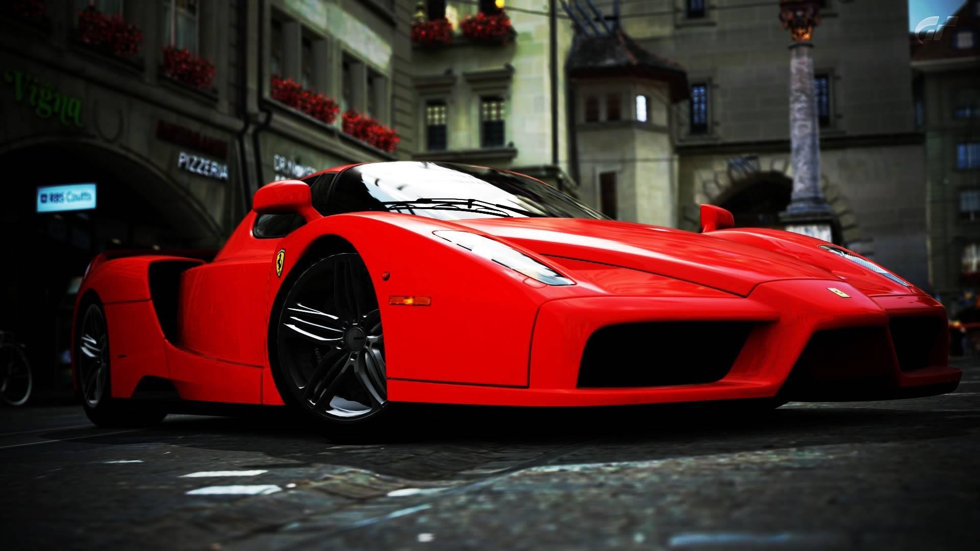 Ferrari Hd 1920x1080 Wallpapers: Ferrari Enzo Wallpapers