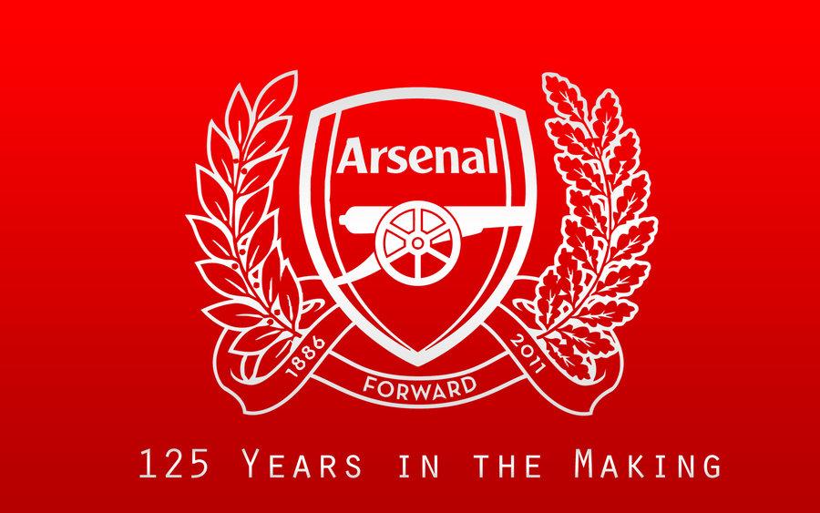 Arsenal 125 Years HD wallpaper Arsenal wallpaper 900x563