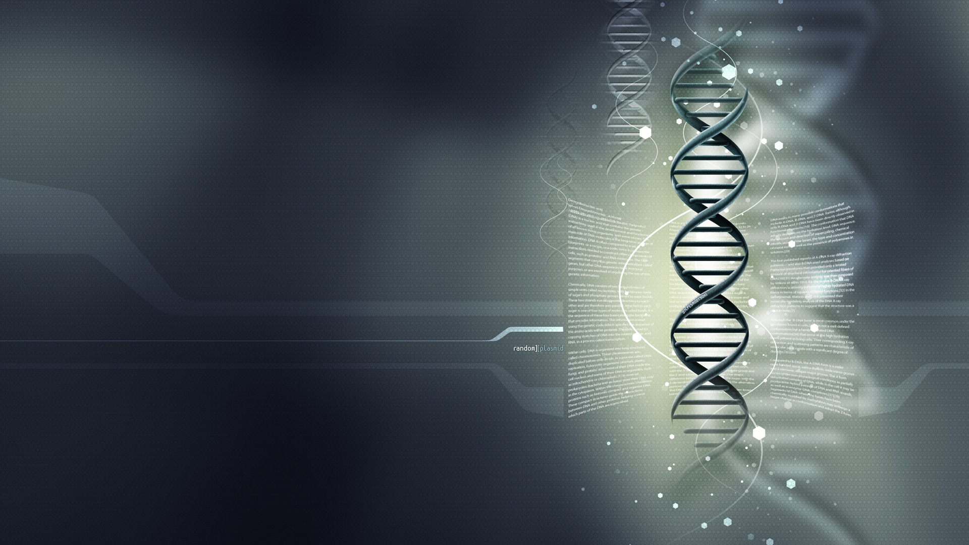 Download Science Dna Wallcg Wallpaper 1920x1080 Full HD Wallpapers 1920x1080
