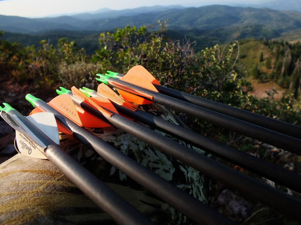 Archery desktop wallpaper wallpapersafari - Elk hunting wallpaper ...
