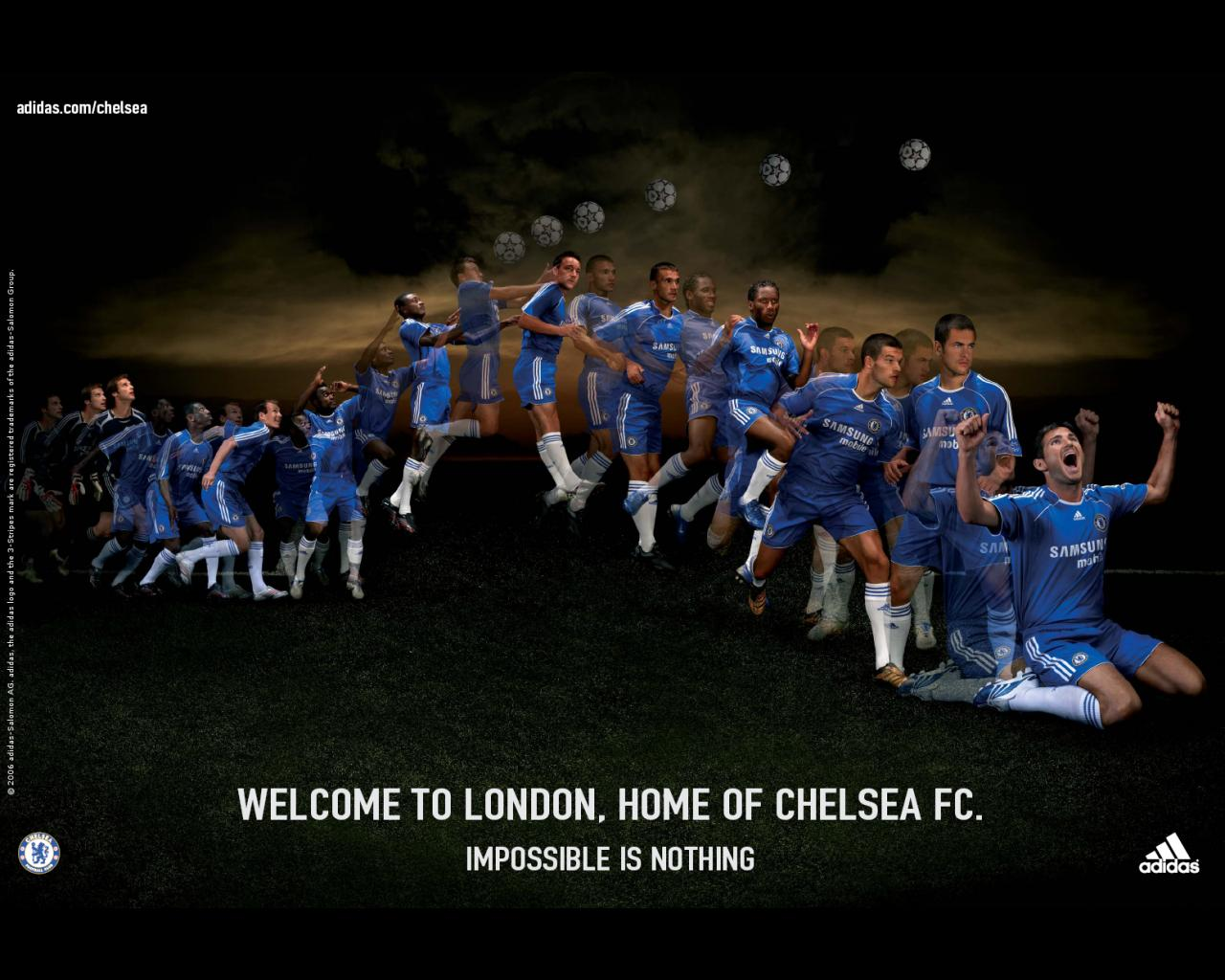 Chelsea Fc Desktop Wallpaper 1280x1024