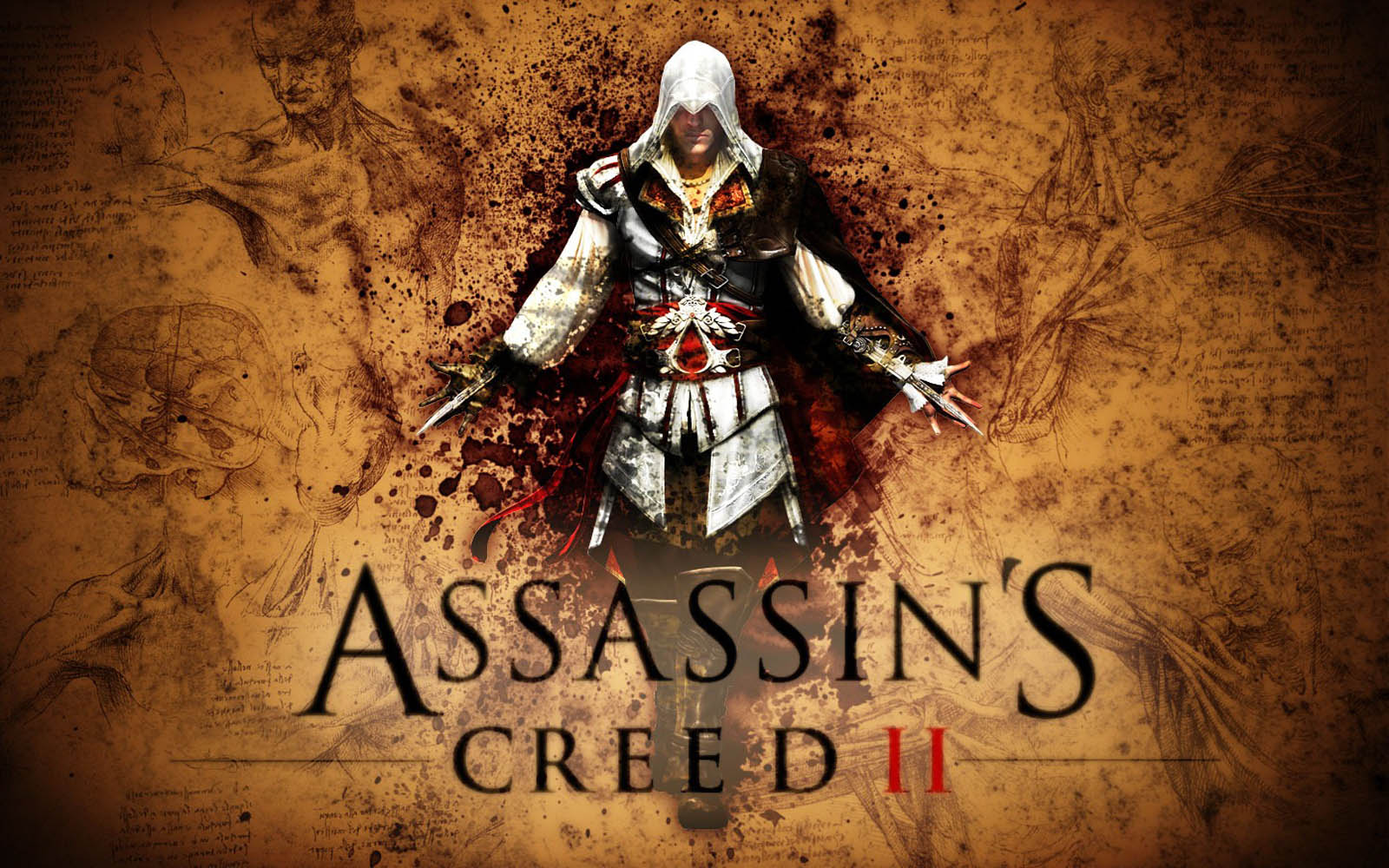 wallpapers Assassins Creed 2 Game Wallpapers 1600x1000