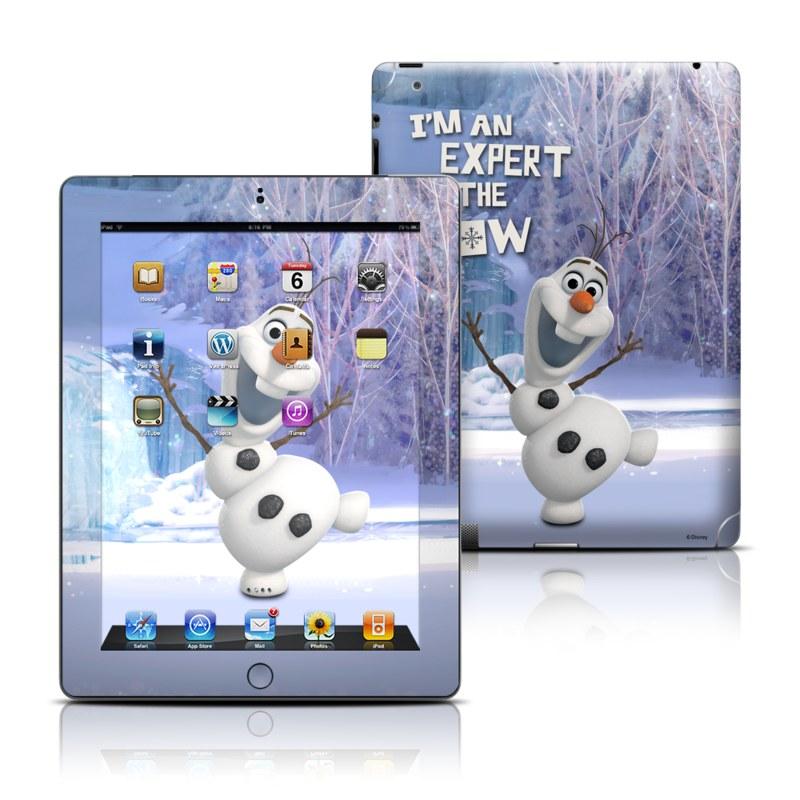 Frozen Olaf Wallpaper Ipad Frozen apple ipad 34 skin 800x800