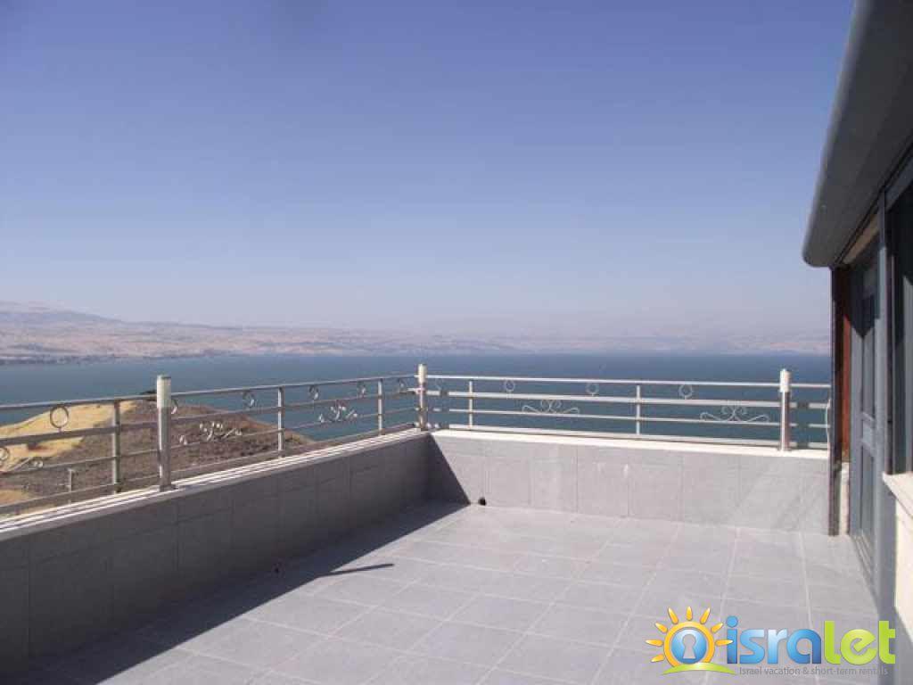 Kinneret Serenity Vacation Apartment Tiberias Isralet Israel 1024x768
