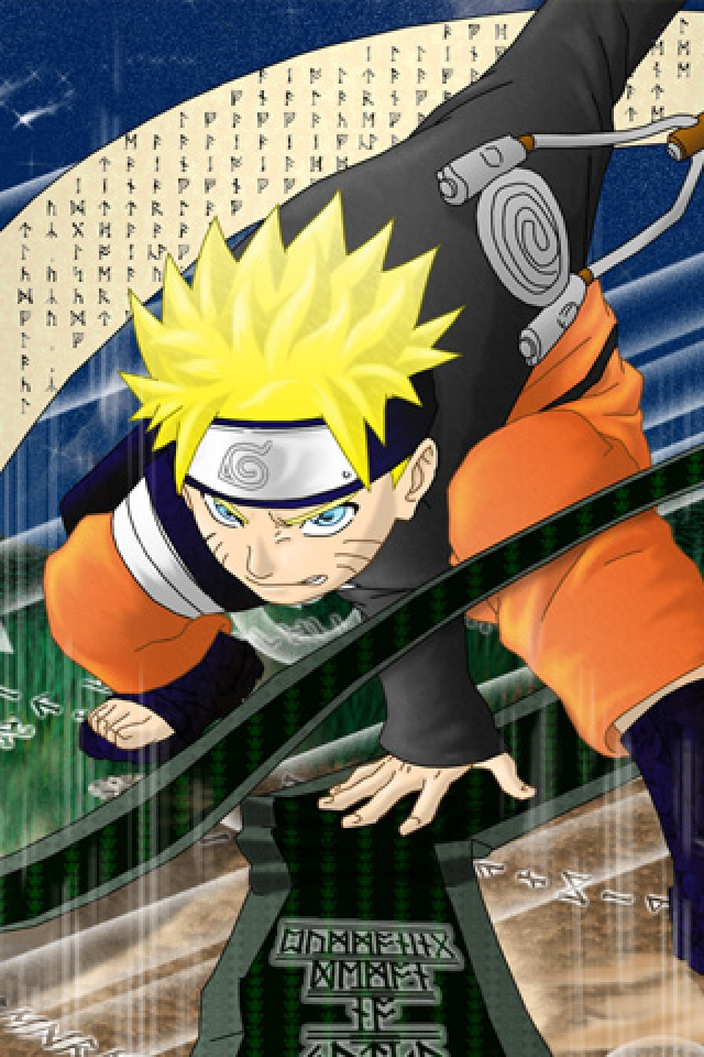 naruto live wallpaper iphone 7