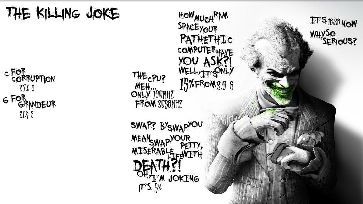 The Killing Joke by crucafix 1191x670