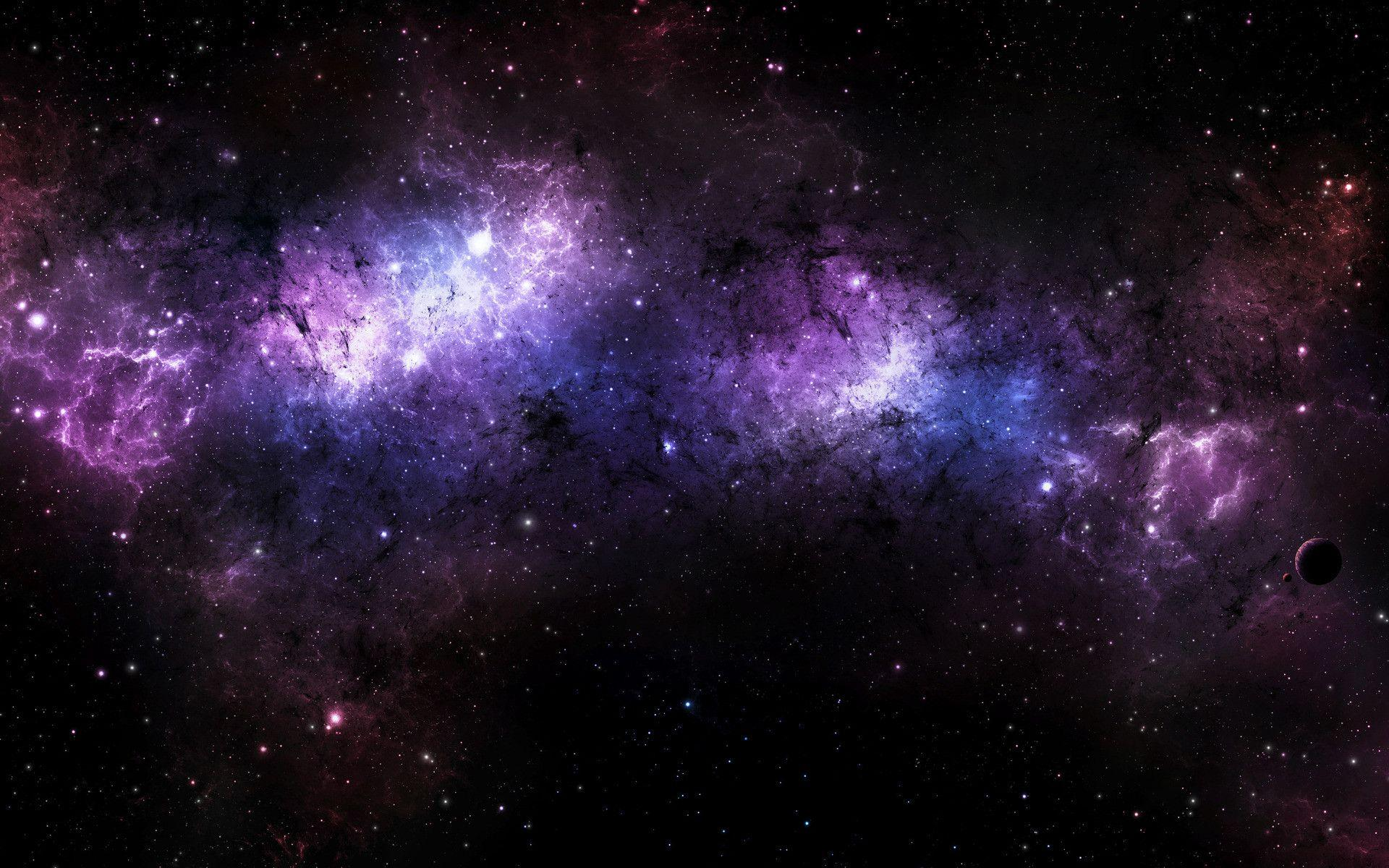 Outer Space Desktop Backgrounds - Wallpaper Cave
