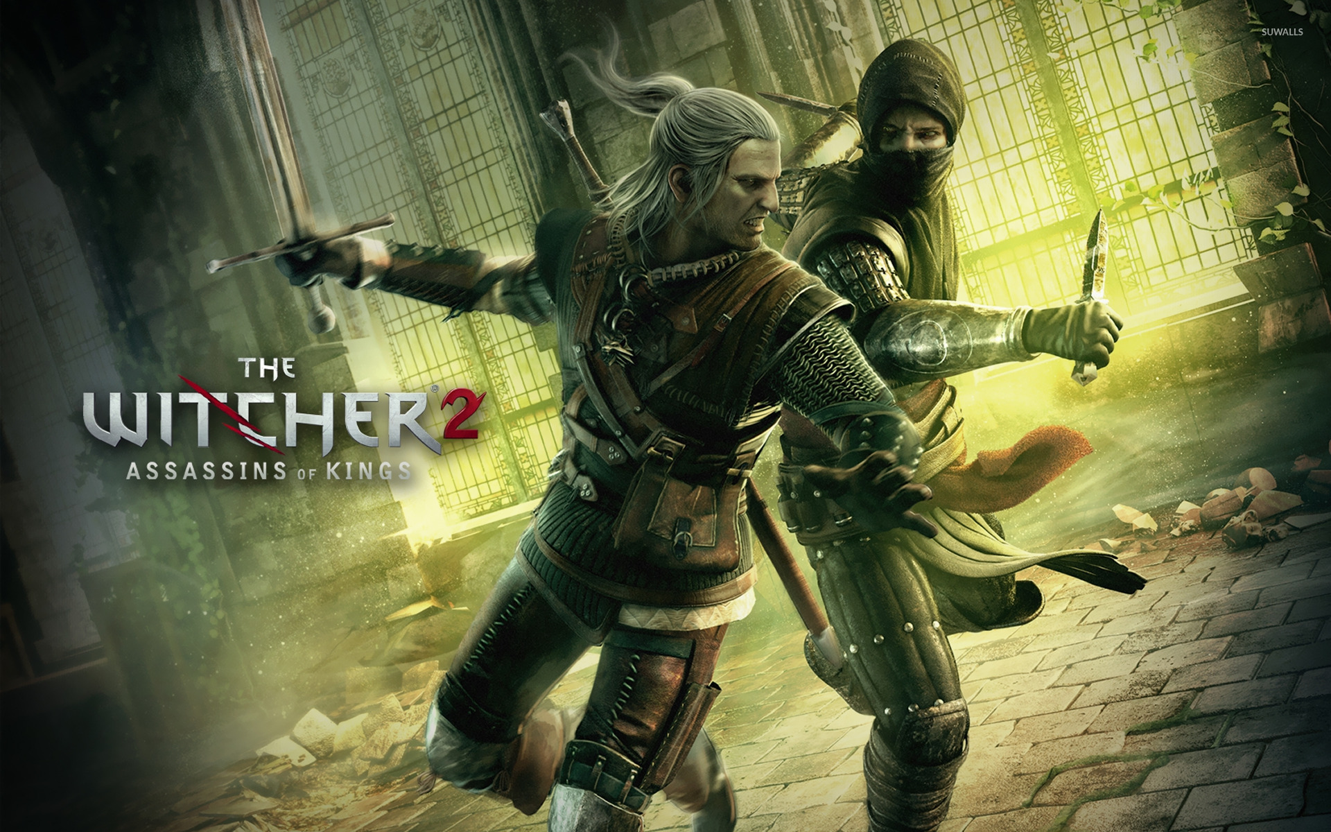 The Witcher 2 Assassins of Kings [2] wallpaper   Game wallpapers 1920x1200