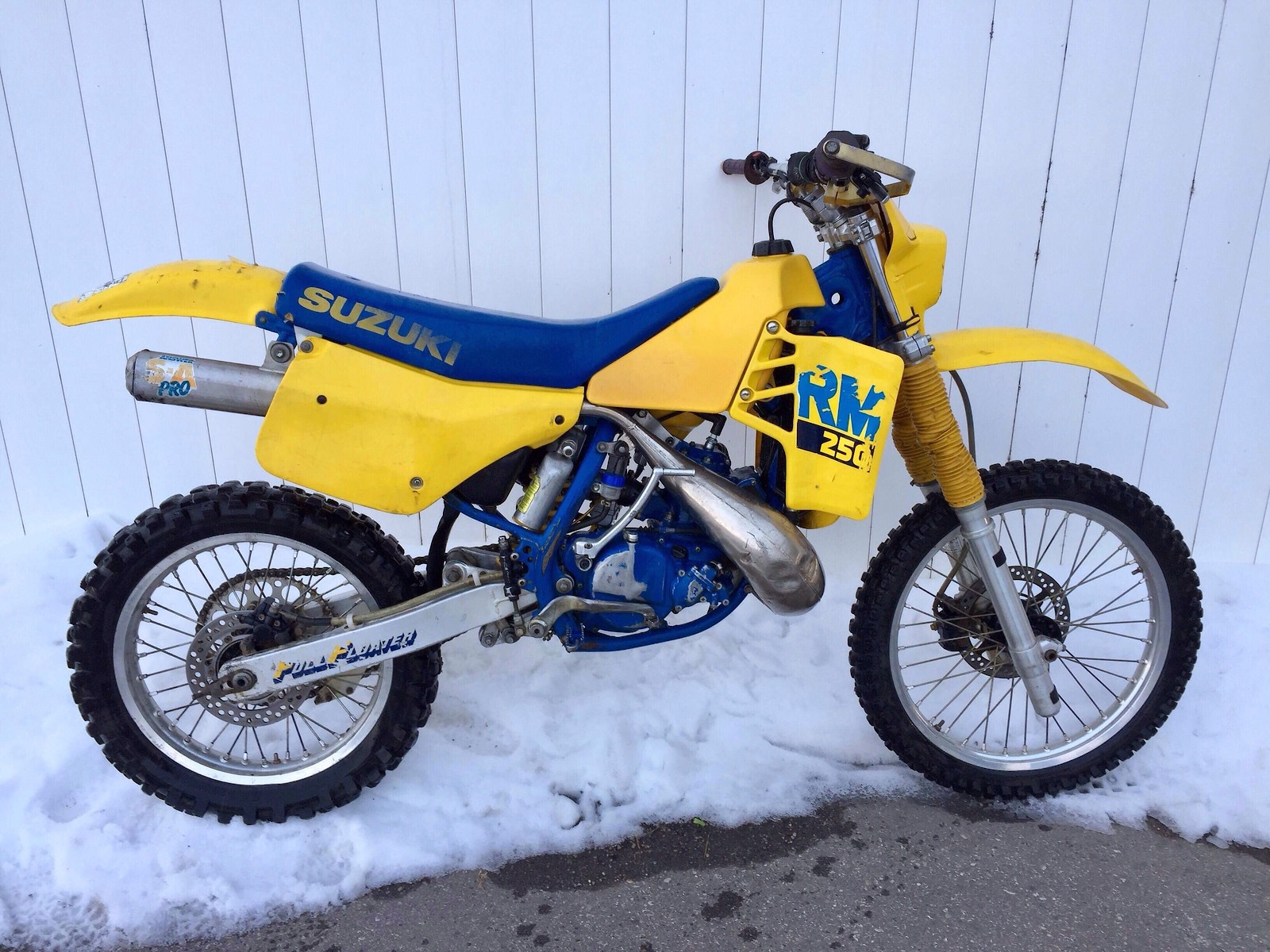 1988 Rm250 Seat Cover   Old School Moto   Motocross Forums 1600x1200