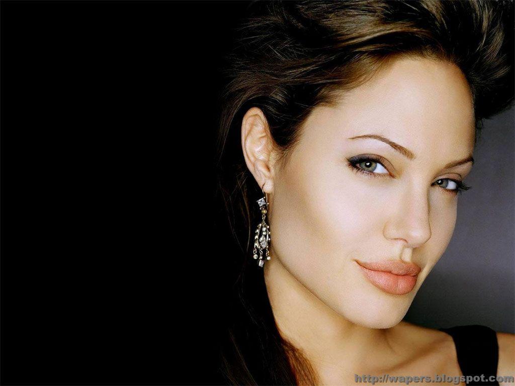 Wallpapers Angelina Jolie HD 1024x768