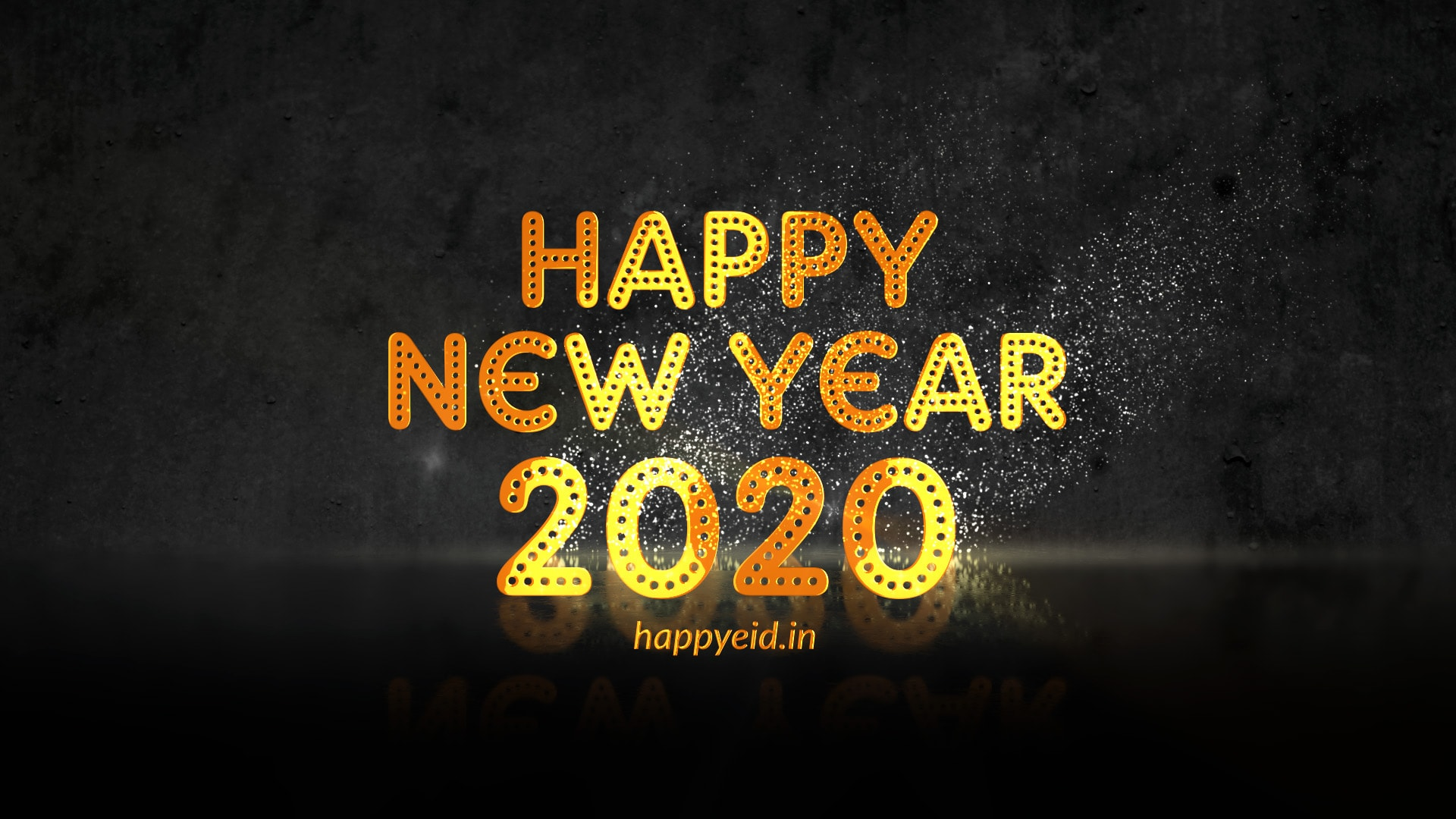 Happy New Year 2020 GIF Images Wishes Greetings 1920x1080