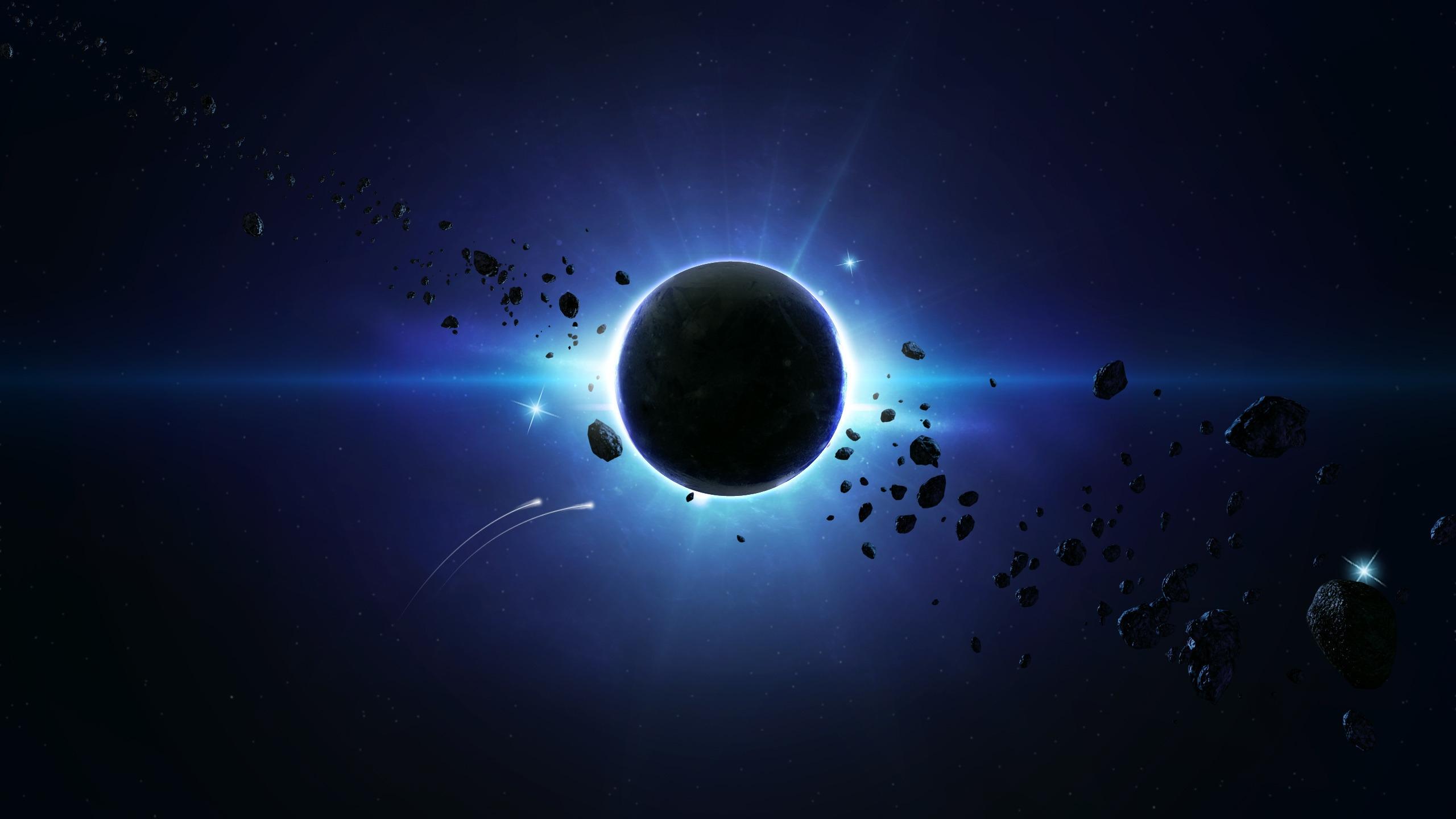 Lunar Eclipse wallpaper   1011464 2560x1440