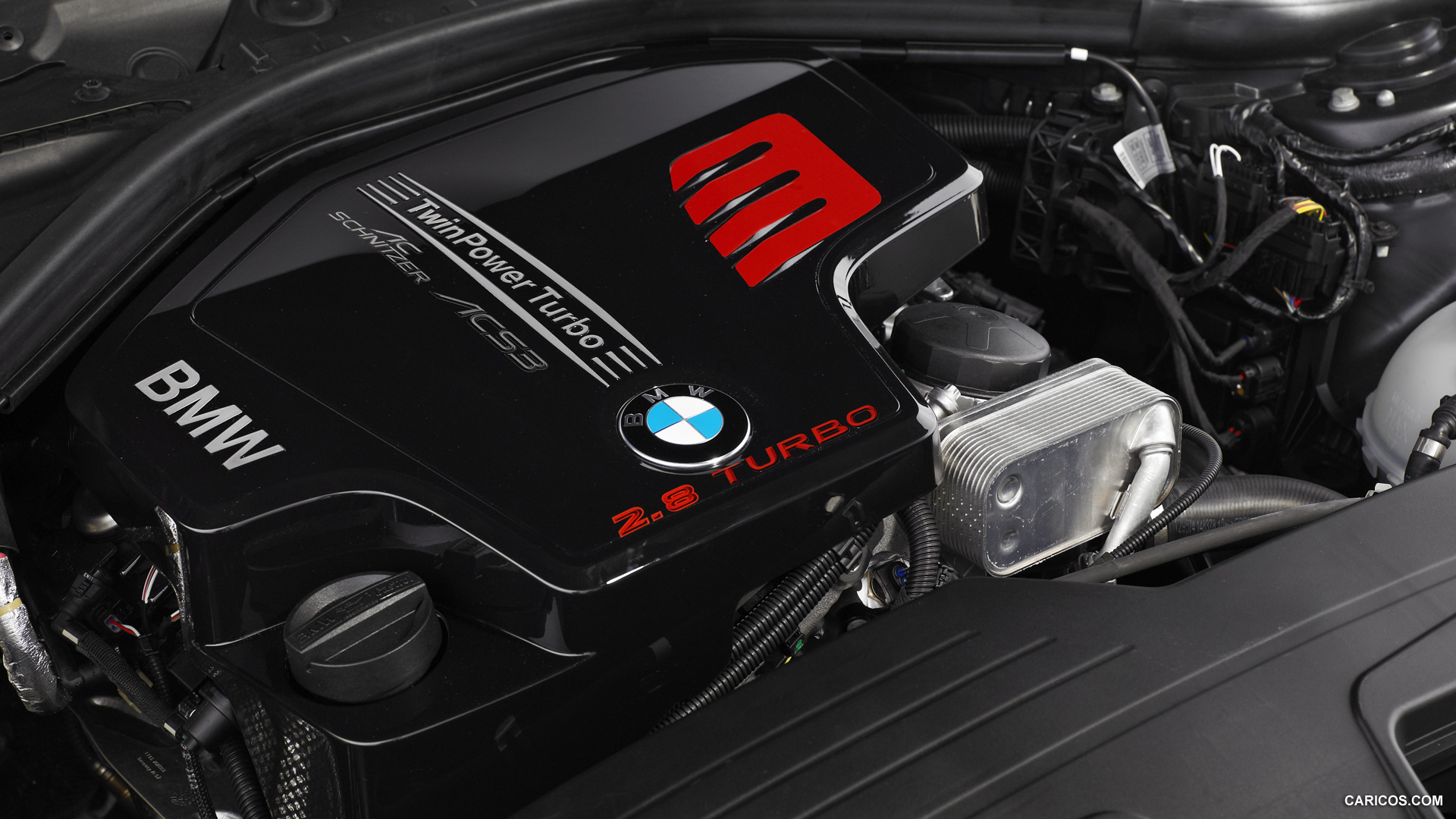 2012 AC Schnitzer BMW 3 Series F30   Engine HD Wallpaper 11 1920x1080