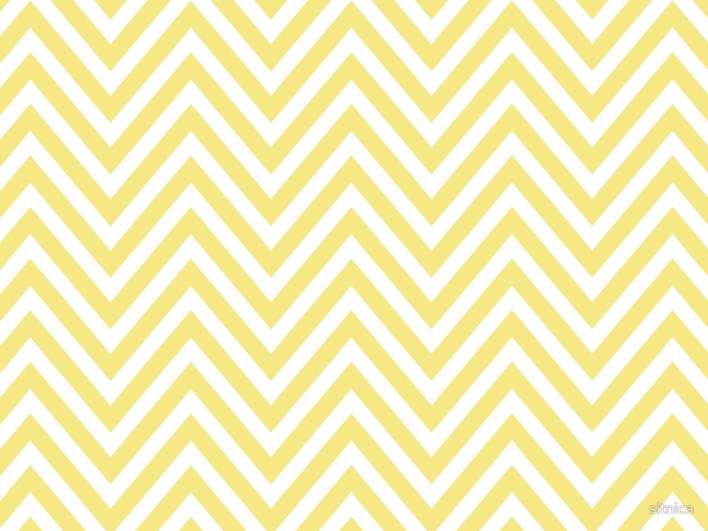 Portfolio Zigzag Chevron Stripes Lines   White Yellow 1000x750
