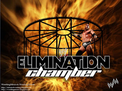 Pster Elimination Chamber 2010 Wrestling Wallpapers 400x299