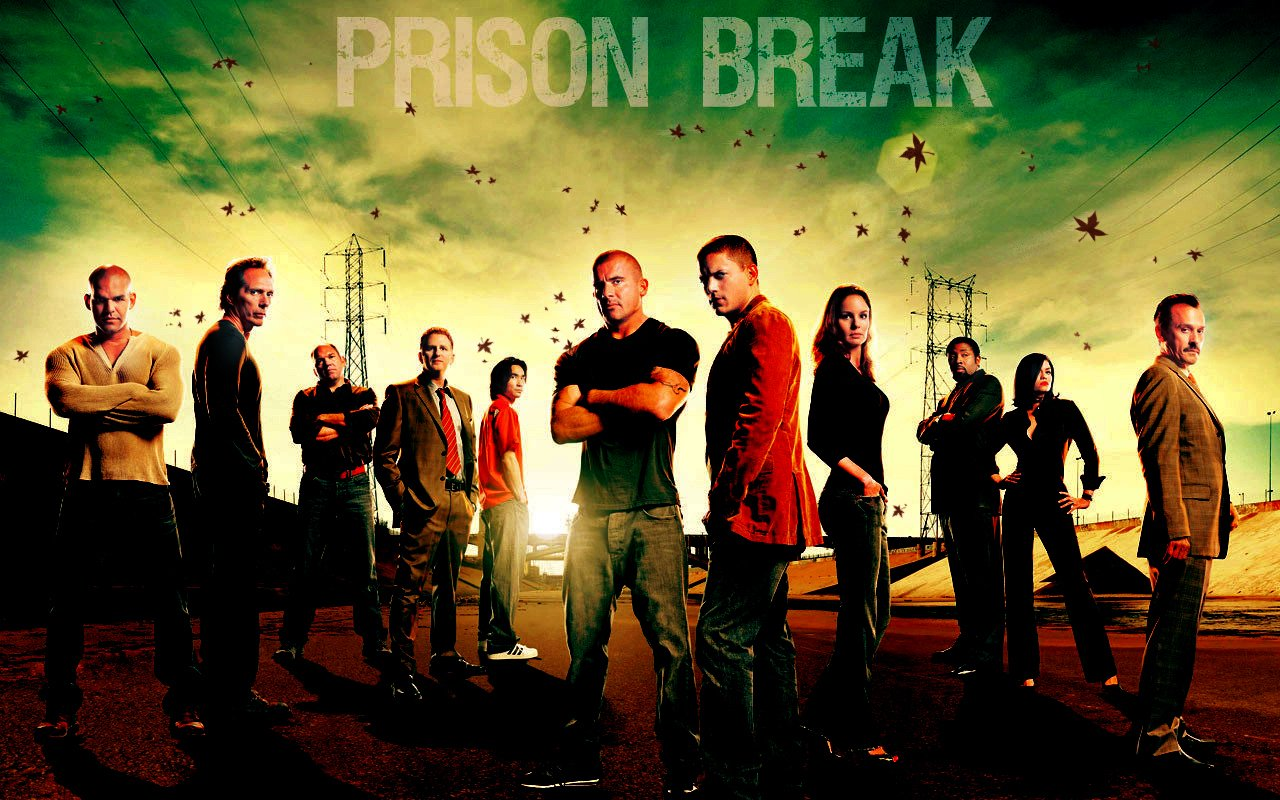 Prison Break Wallpaper   Prison Break Wallpaper 8342405 1280x800