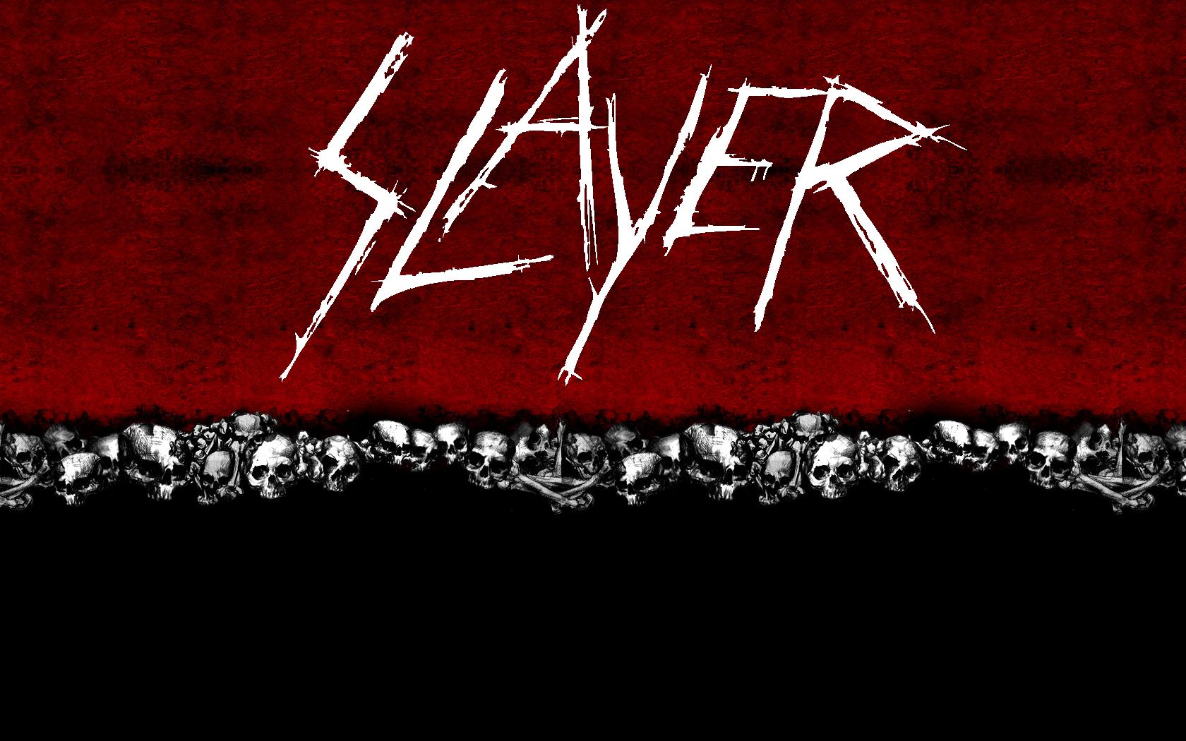 Slayer Band Wallpapers 1680x1050