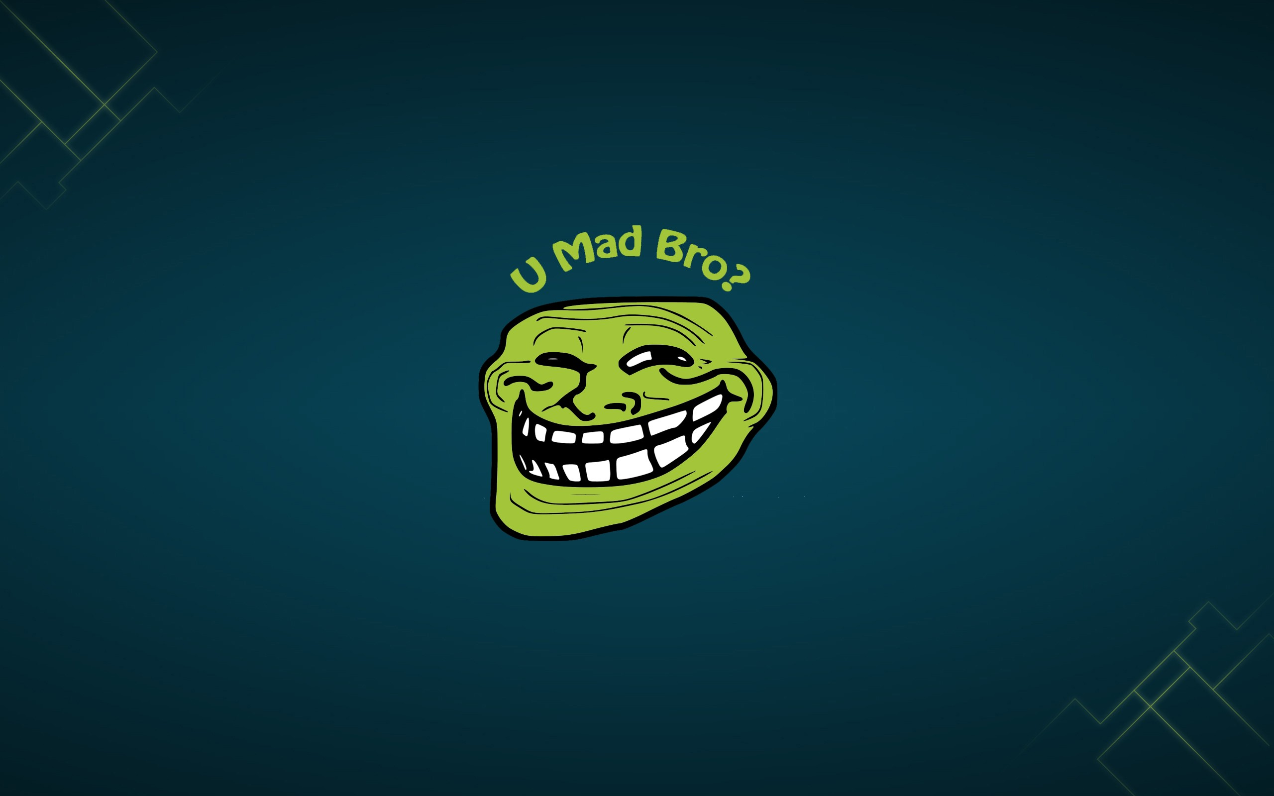 U Mad Bro desktop wallpaper25601600 2560x1600