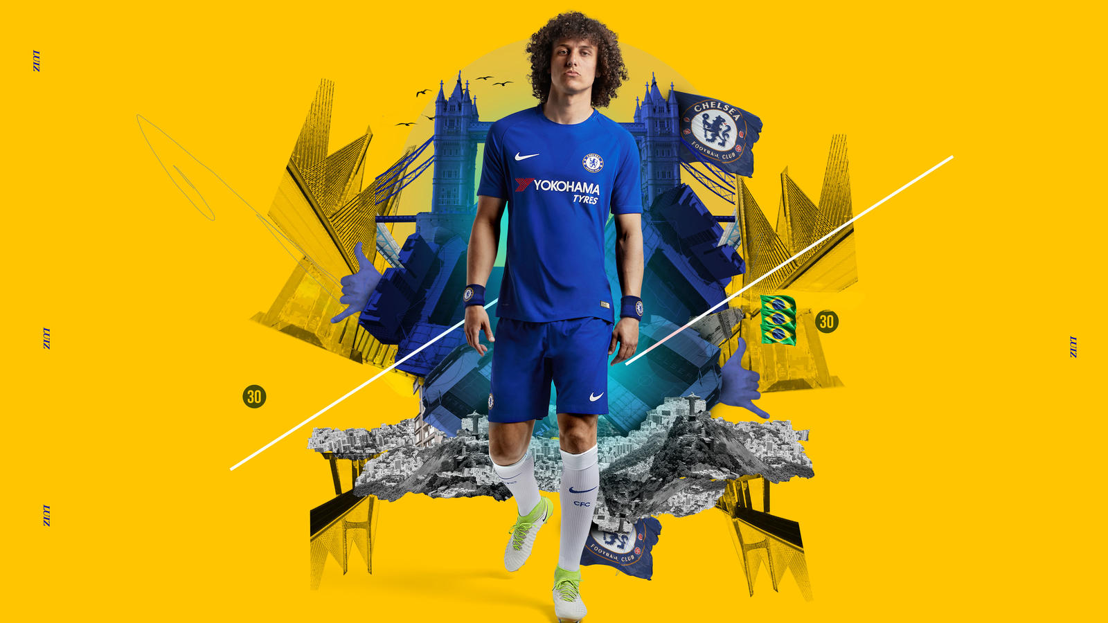 David Luiz Wallpapers 62 images in Collection Page 1 1600x900