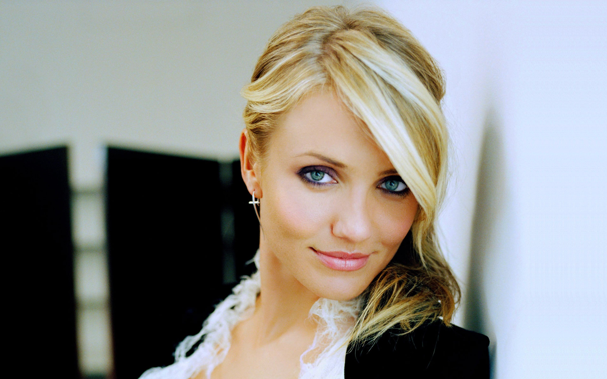 Cameron Diaz 4 Hollywood Actress Wallpapers 2560x1600