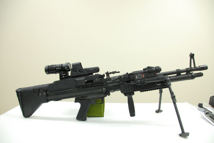 M60 MACHINE GUN military rifle weapon mk43 g wallpaper background 736x493