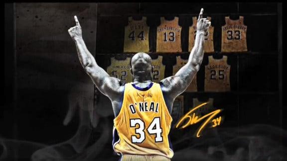 Cleveland Cavaliers Wallpaper >> Shaquille O'Neal Wallpaper - WallpaperSafari