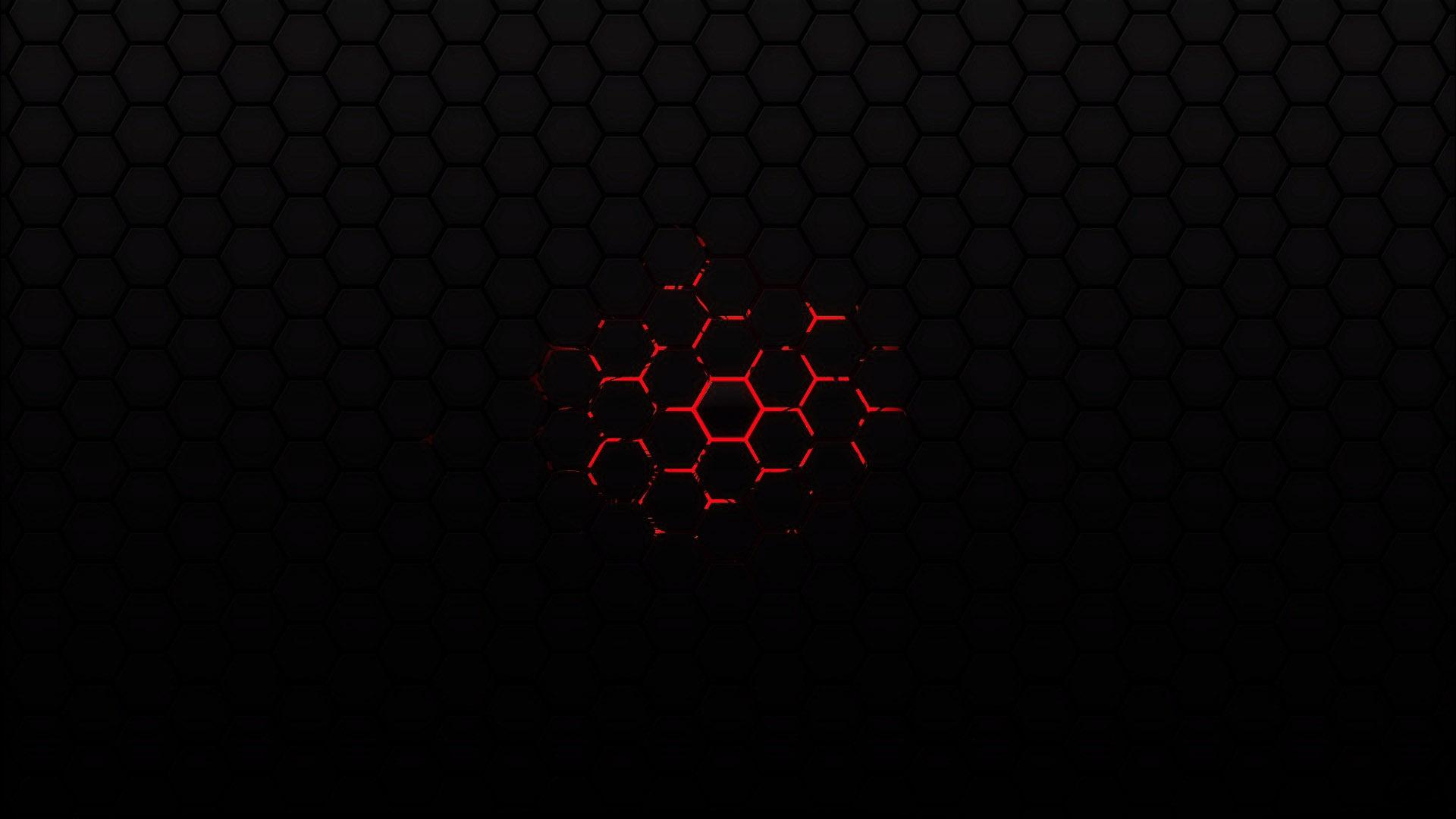 Black Red Wallpaper 1920x1080 Black Red Black Background 1920x1080