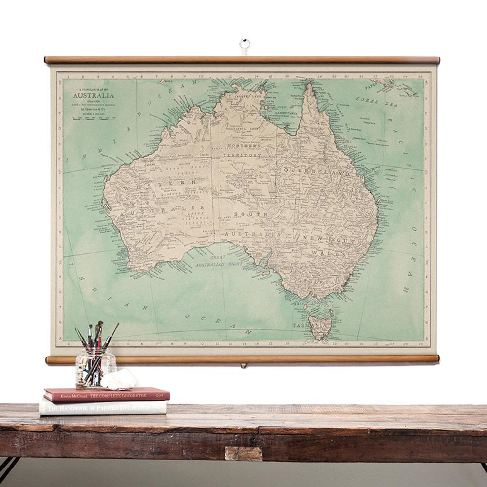 Quercus co Australian Wallpaper Fabric Design Art for your walls 1000x1000