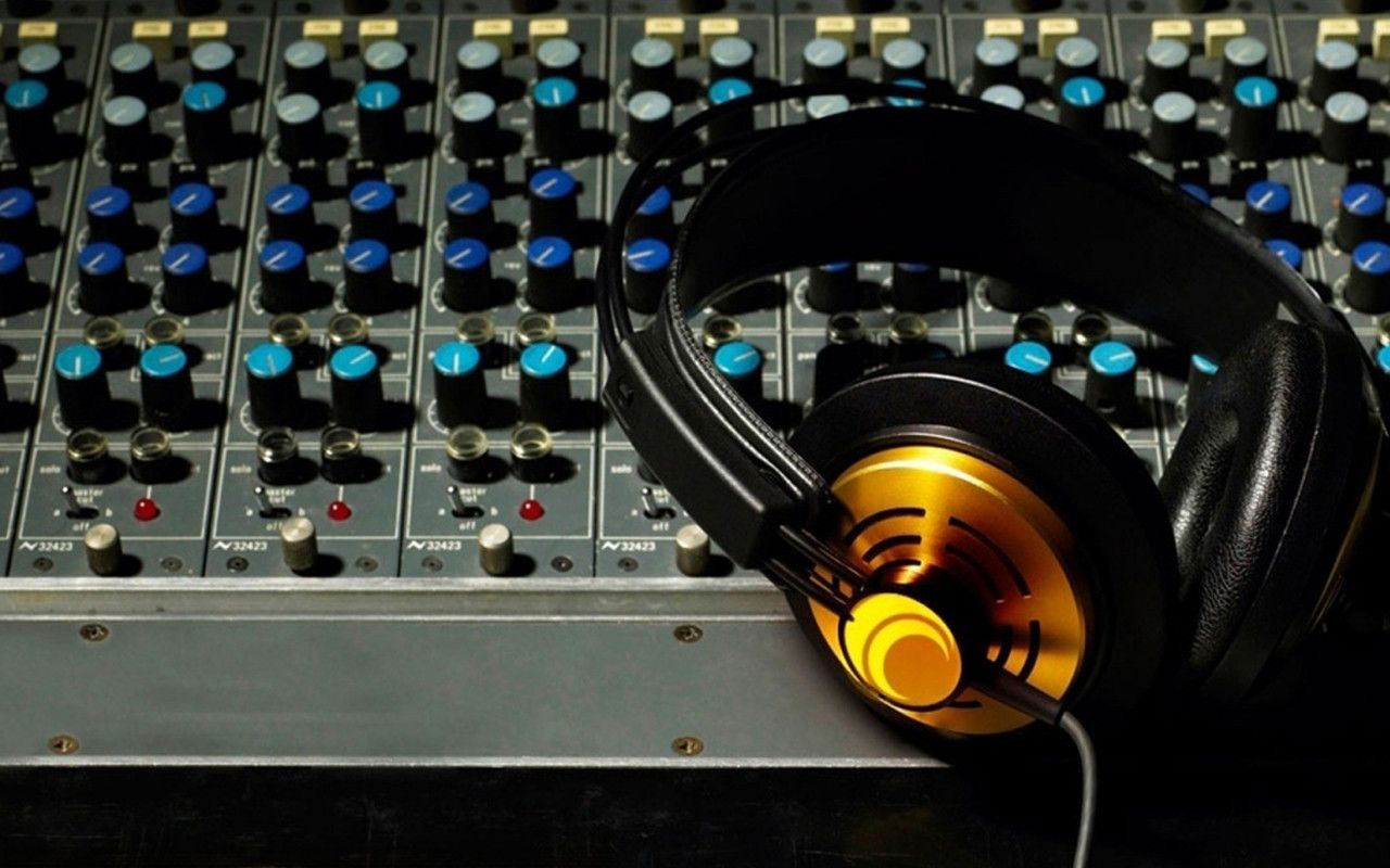Wallpapers For Dj Mixer Wallpaper Download 1280x800