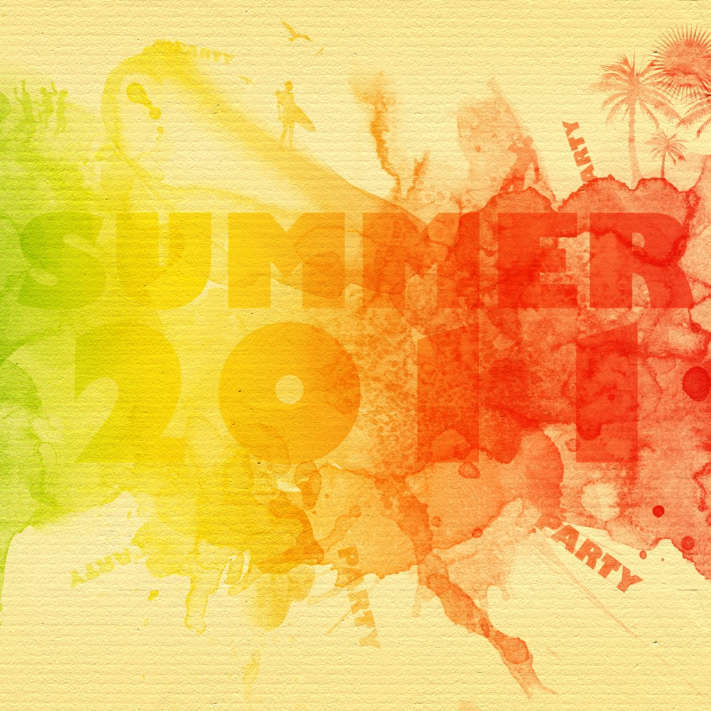 Free Download Summer Party 2011jpg Phone Wallpaper By