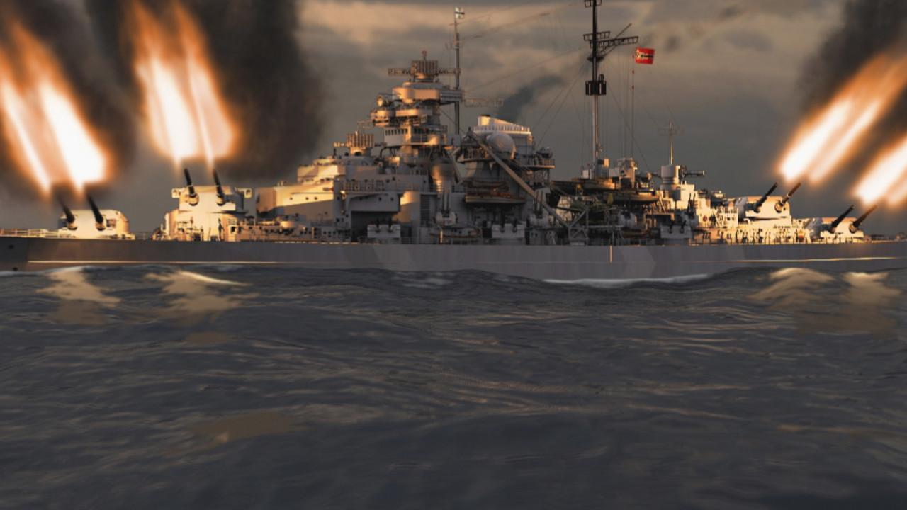 Pin Download Battleship Bismarck Wallpaper 14763 1280x720
