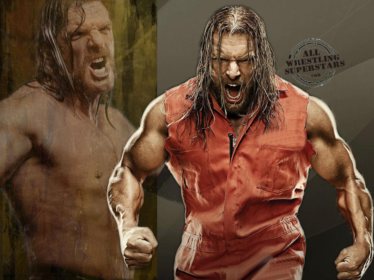 WWE King Of Kings Triple H Wallpaper 1280x960