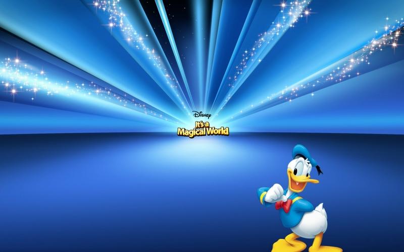 cartoons disney company donald duck 1920x1200 wallpaper Animals Ducks 800x500