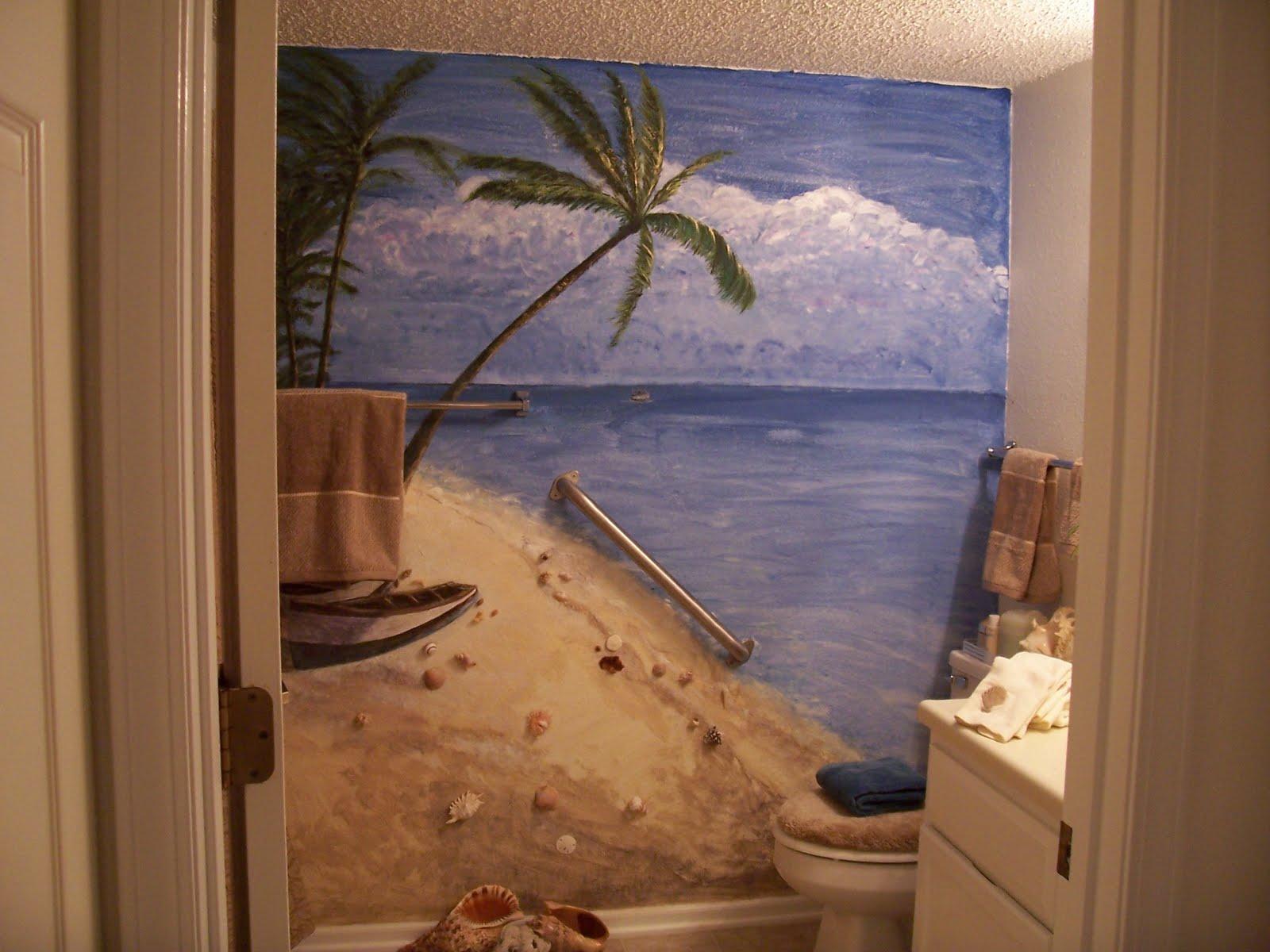 Beach theme decor for your bathroom DECOR Pinterest 1600x1200