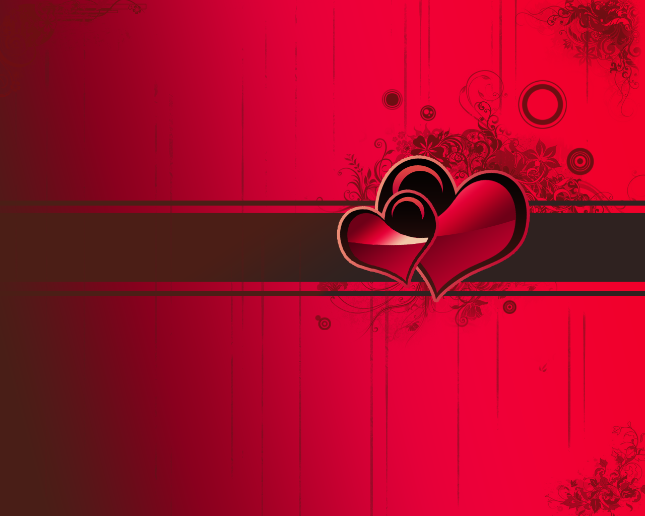 30 Heart Inspired Wallpapers for Valentines   blueblotscom 1280x1024